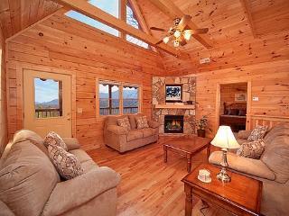 Living Room at Highlander