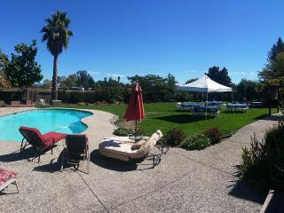Wine Country Wonderful! Pool, Game Room, Santa Rosa