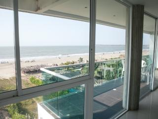 Apartment on the beach with 360º views, Cartagena