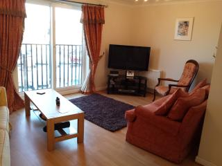 Sitting Room with Freeview TV, DVD, WiFi, Sky & BT Sports.