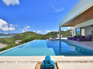 Amandara at Terres Basses, Saint Maarten - Private Pool, Ocean View, Cliff Side