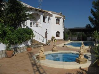 Beautiful Individually designed Villa, Parcent
