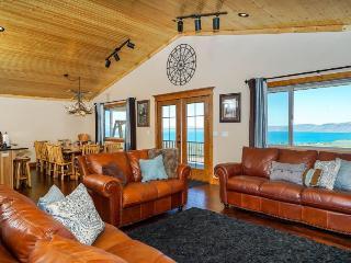 Bear Lake Lakeview Mansion, 9 Bedroom Bear Lake Vacation Home, Garden City