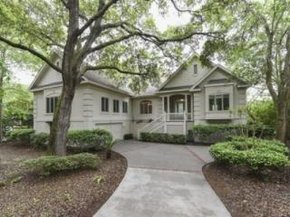 Decorator Home with 2 Master Bedrooms,  Pool, Golf & Lagoon Views - 10 Minute Walk to Ocean, Hilton Head