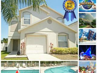 MyVacationRentalNearDisney - Fabulous Vacation Pool Home - 3 Miles to Disney