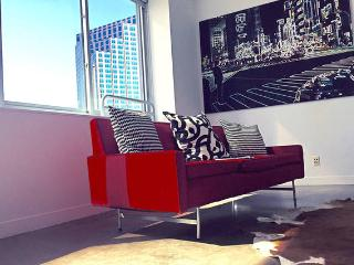 Downtown Dallas Trendy Boutique Loft