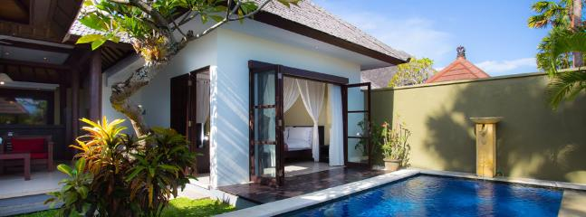 1 bedroom villa from outside