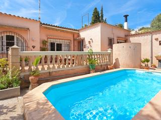 House with private pool for 7 people, Calvia