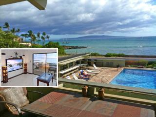 Ocean View Modern-Style 1BR Condo @ Shores of Maui, Kihei