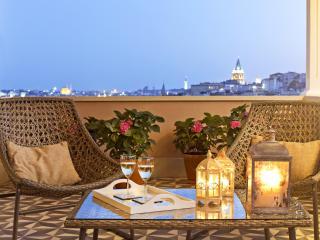 Sea View Penthouse 2 yatak odası, Estambul