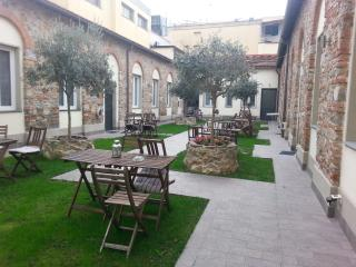 Alloggio Lombardi con giardino, Florence
