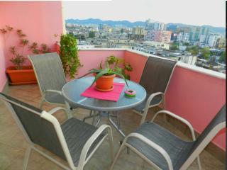 Stunning APT+Cityview Terrace, Tirana