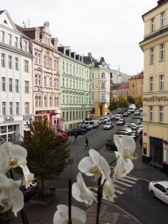 Apartment Luxury Nostalgia Karlovy Vary, ČR