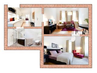 All Inclusive 1 Bed Apartment ANTONI