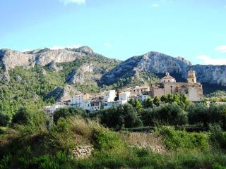 COMFORTABLE VILLA just outside Medieval Miravet