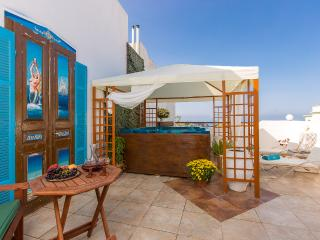 Mamis Mansion, Solarium Terrace and Jacuzzi!, Rethymnon