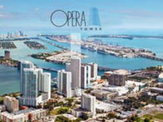 Large City Waterfront Luxury Condo, Miami