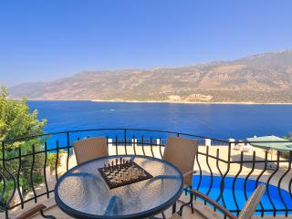 Kas peninsula apartment, sea access