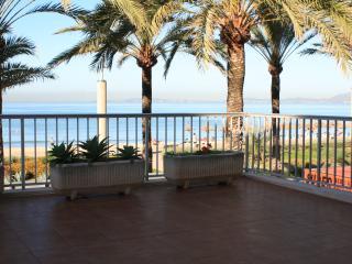 Arenal, Beach Front, 3 rooms, 2 baths, 2 terraces, Playa de Palma