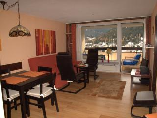 Best located 2 rooms apartment in  Davos, Davos Platz