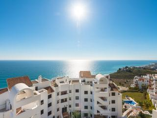 Spectacular one bedroom front seaview apartment., Torrox