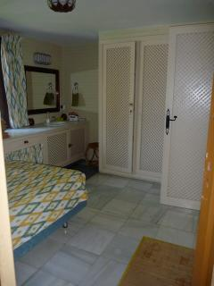 bedroom at small house