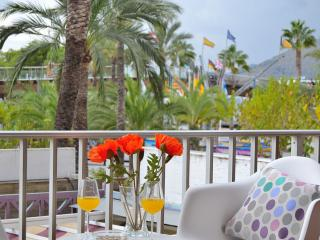 134 Top apartment right in the pedestrian zone, Puerto Alcudia