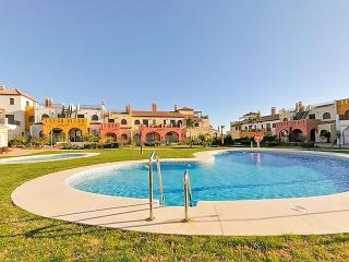 Holiday rental, family, golf, shared pool, Costa Esuri