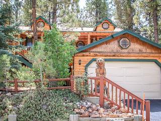 Cool Log Cabin, Big Bear Region