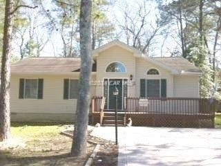 Delightful 3 Bedroom/2 Bathroom Ocean Pines Home