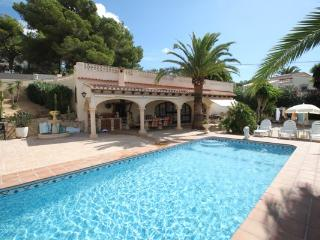 Germania - holiday home with private swimming pool in El Portet, Teulada