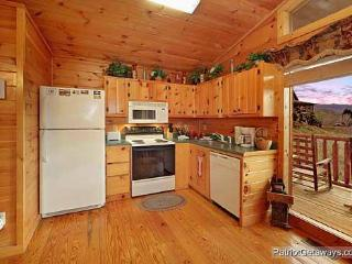 Kitchen Area at Paradise View