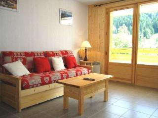 GRANDES ALPES B 2 rooms + sleeping corner 6 persons, Le Grand-Bornand
