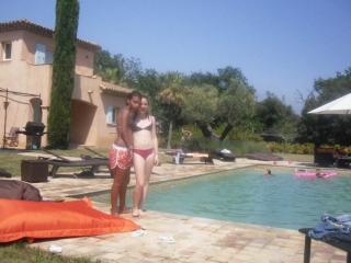 Pampelonne villa 4 étoiles piscine chauffée, Ramatuelle