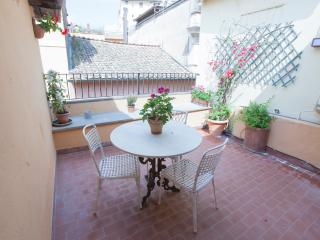 Apartment with Terrace in Historic Center of Rome  - Navona