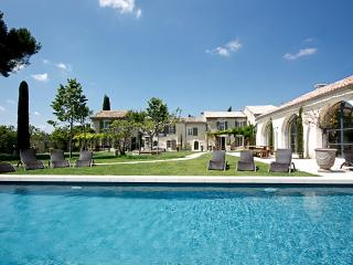 Beautiful Large Villa on Estate with Pool Near St Remy - Angelique