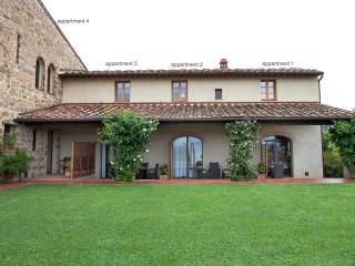 One of Four Apartments on Large Tuscan Estate - Certaldo 3