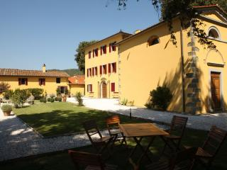 Ancient Summer Villa in Hills Near Spa Town of Montecatini - Villa Vita Agiata
