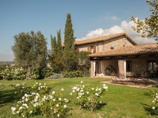 Large Farmhouse in Umbria great for family reunions - Villa Bachi