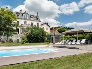 Large Burgundy Chateau with Private Pool and Sauna - Chateau Bourgogne