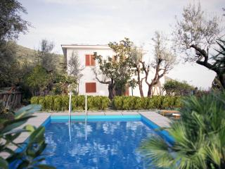 Villa with Pool in a Village near Sorrento - Villa Azzurra