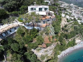 Amalfi Coast Villa Near Positano with Beach Access  - Villa Sole