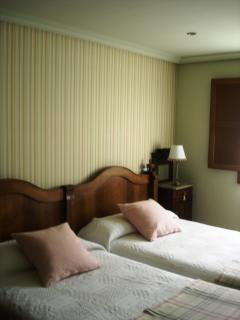Habitación 2 camas (1.05 cada 1) Apartamento Playa de Barro
