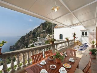 Beautiful Villa with Panoramic Views in Positano - Villa Perla