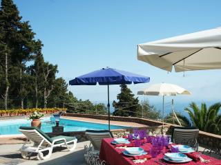 Beautiful Villa with Pool on the Island of Capri - Villa Asia
