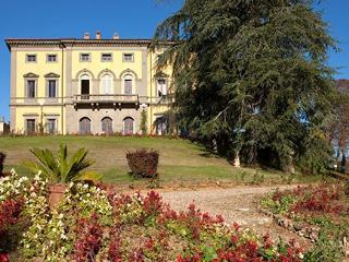 14 bedroom Villa in Ponte A Bozzone, Siena Area, Tuscany, Italy : ref 2230502