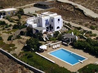 Villa Rental on Mykonos with Stunning Views - Villa Semeron, Ftelia
