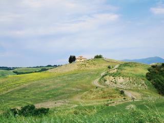 Tuscan Hilltop Villa with Pool - Villa Colle Sereno, Montaione