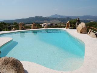 Family-friendly Sardinia Villa with Private Pool and Annex - Villa Mirto, Baia Sardinia