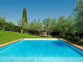 Beautiful Tuscan Villa with Tower and Private Swimming Pool near Florence, Grassina